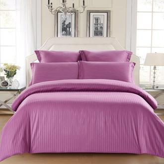 Комплект постельного белья Tango STRIPE хлопковый сатин-жаккард (V13)