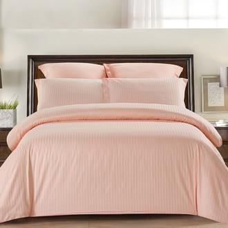 Комплект постельного белья Tango STRIPE хлопковый сатин-жаккард (V8)