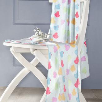 Полотенце для ванной Karna PARIS хлопковая махра/велюр V2