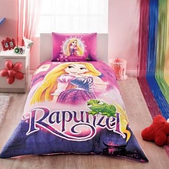 Комплект детского постельного белья TAC RAPUNZEL хлопковый ранфорс