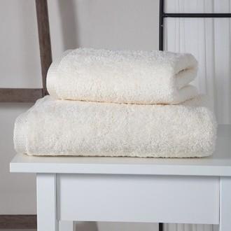 Полотенце для ванной Karna APOLLO хлопковый микрокоттон (кремовый)