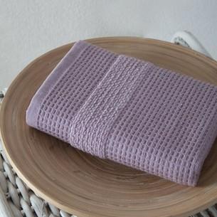 Кухонное полотенце Karna TRUVA хлопковый микрокоттон светло-лавандовый 40х60