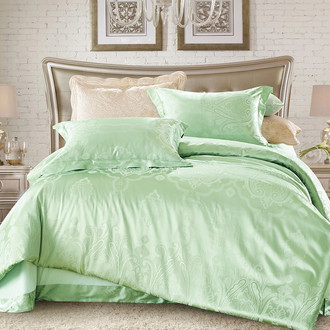 Комплект постельного белья Cristelle LOUVRE CJ03-23 жаккард