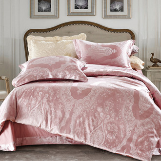 Комплект постельного белья Cristelle LOUVRE CJ03-18 жаккард