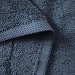 Полотенце для ванной Karna APOLLO хлопковый микрокоттон синий 45х60, фото, фотография