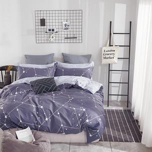 Постельное белье Tango TWILL 506 хлопковый сатин 2-х спальный (нав. 50х70)
