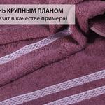 Полотенце для ванной Karna PETEK хлопковая махра синий 30х30, фото, фотография