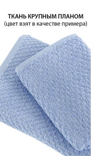 Полотенце для ванной Karna DAMA хлопковая махра кремовый 90х150, фото, фотография