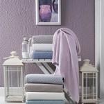 Полотенце для ванной Karna DAMA хлопковая махра бежевый 90х150, фото, фотография