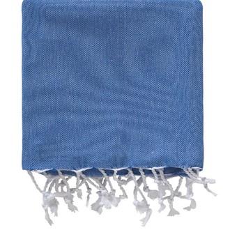 Полотенце пештемаль для бани, сауны, пляжа Karna PESHTEMAL хлопок (V8)