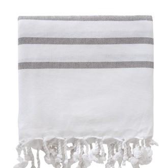 Полотенце пештемаль для бани, сауны, пляжа Karna PESHTEMAL хлопок (V2)