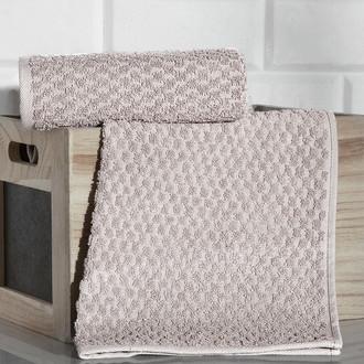 Кухонное полотенце Karna DAMA хлопковая махра (бежевый)