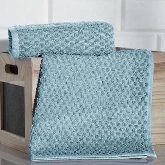 Кухонное полотенце Karna DAMA хлопковая махра (зелёный)