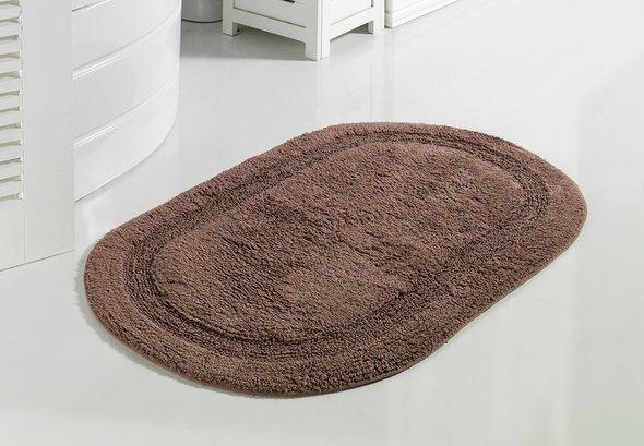 Коврик для ванной Modalin RACET хлопок (кофейный) 60*100, фото, фотография
