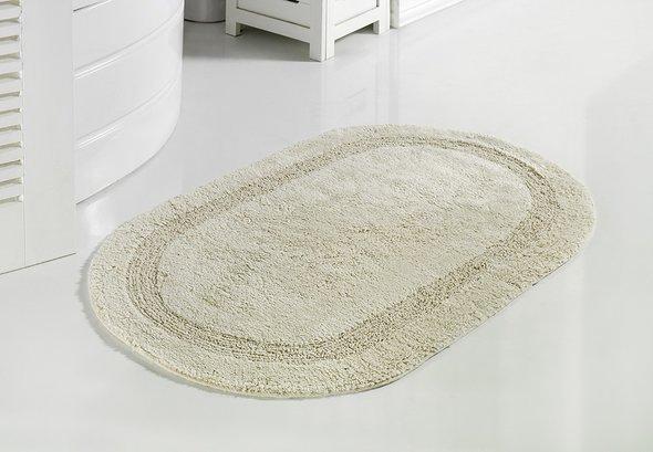 Коврик для ванной Modalin RACET хлопок (натурал) 60*100, фото, фотография