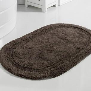 Коврик для ванной Modalin RACET хлопок коричневый 60х100