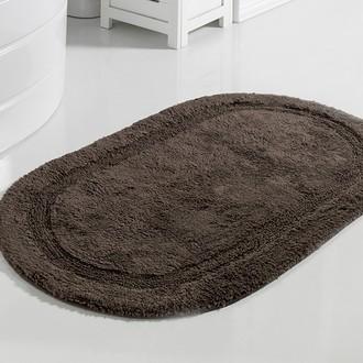 Коврик для ванной Modalin RACET хлопок (коричневый)