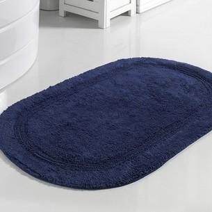 Коврик для ванной Modalin RACET хлопок синий 60х100