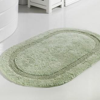 Коврик для ванной Modalin RACET хлопок (светло-зелёный)