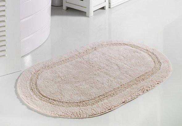 Коврик для ванной Modalin RACET хлопок (розовый) 60*100, фото, фотография