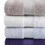 Набор полотенец для ванной в подарочной упаковке 32х50, 50х100, 75х150 Soft Cotton DELUXE хлопковая махра серый, фото, фотография