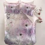 Постельное белье Tivolyo Home DANDELION хлопковый сатин делюкс 1,5 спальный, фото, фотография