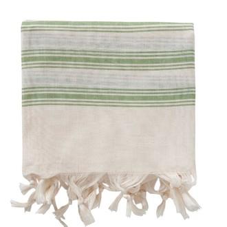 Полотенце пештемаль для бани, сауны, пляжа Karna PESHTEMAL хлопок (V23)