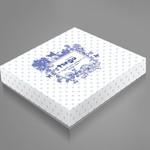 Постельное белье Tango TWILL 745 хлопковый сатин 2-х спальный (нав. 70х70), фото, фотография