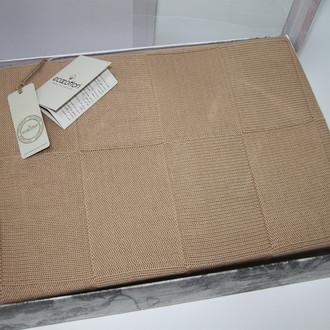Плед-покрывало Ecocotton DORA органический хлопок (визон)