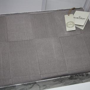 Плед-покрывало Ecocotton DORA органический хлопок серый 220х240