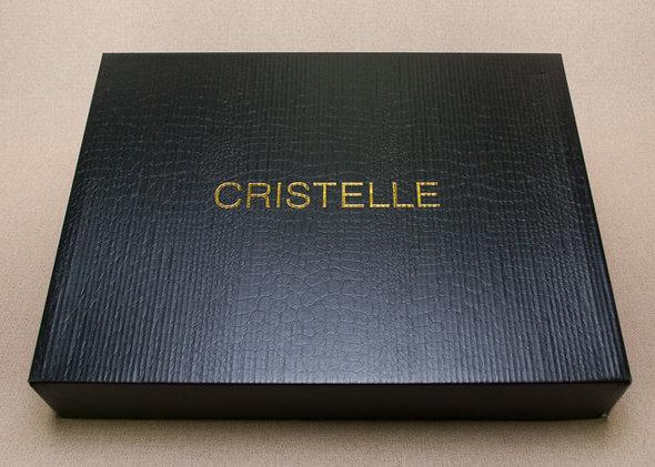 Постельное белье Cristelle CIS07-21 хлопковый люкс-сатин евро, фото, фотография