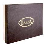 Скатерть прямоугольная Karna VIP COTTON жаккард серый 160х300, фото, фотография