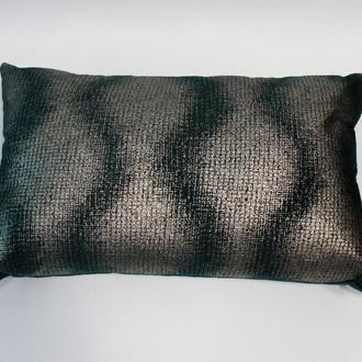 Декоративная подушка Tivolyo Home ABBEY изумрудный
