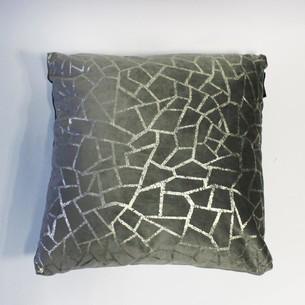 Декоративная подушка Tivolyo Home MATHEO серый 50х50