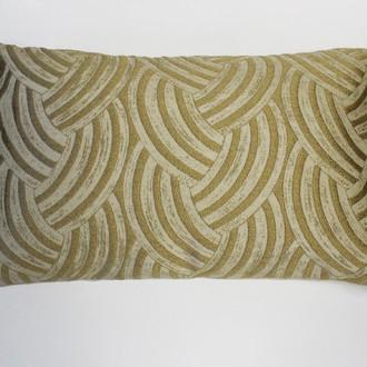 Декоративная подушка Tivolyo Home ORION золотой
