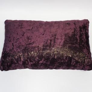 Декоративная подушка Tivolyo Home PAMELA фиолетовый 35х55