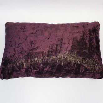 Декоративная подушка Tivolyo Home PAMELA (фиолетовый)