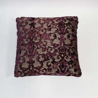 Декоративная подушка Tivolyo Home ROKOKO (фиолетовый)