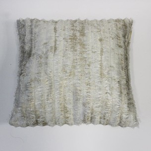 Декоративная подушка Tivolyo Home VALDIS серый 45х45