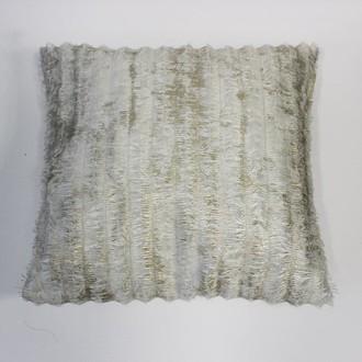 Декоративная подушка Tivolyo Home VALDIS (серый)