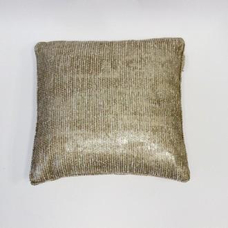 Декоративная подушка Tivolyo Home ARIA (золотой)