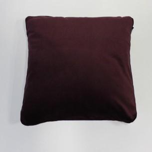 Декоративная подушка Tivolyo Home AVA фиолетовый 45х45
