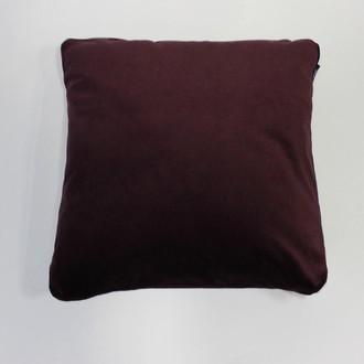 Декоративная подушка Tivolyo Home AVA (фиолетовый)