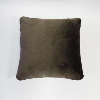 Декоративная подушка Tivolyo Home MONA (кофейный)