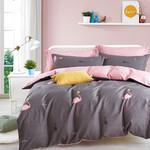 Постельное белье взрослое/детское Tango TWILL 759 хлопковый сатин 2-х спальный (нав. 70х70), фото, фотография