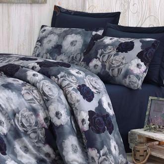 Комплект постельного белья Issimo Home SATIN AURA хлопковый сатин делюкс