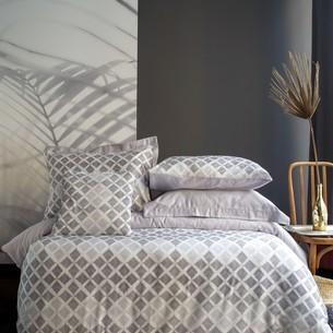 Постельное белье Issimo Home SATIN LEE хлопковый сатин делюкс 1,5 спальный