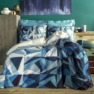 Комплект постельного белья Issimo Home SATIN ORIEL хлопковый сатин делюкс