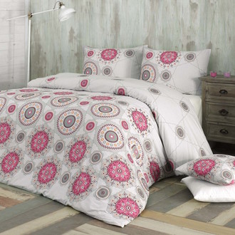 Комплект постельного белья Issimo Home RANFORCE ALDEN хлопковый ранфорс