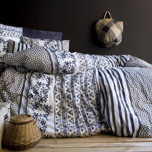Постельное белье Issimo Home RANFORCE BREZZA хлопковый ранфорс 1,5 спальный